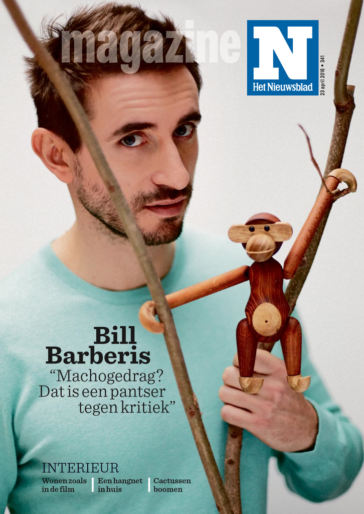 Belgie hetnieuwsbladmagazine april 2016 cover