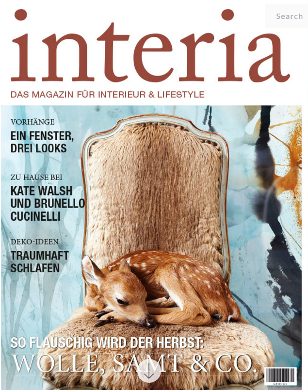 Duitsland interia april 2016 cover