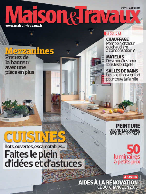 Frankrijk maison travaux april 2016 cover