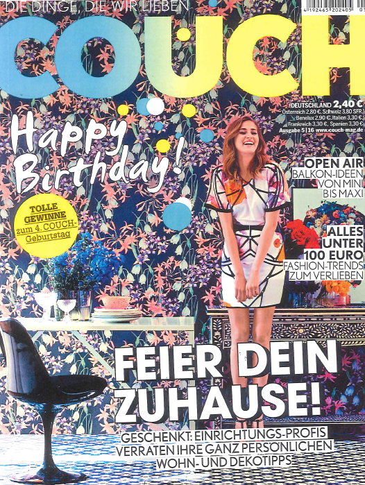 Duitsland couch april 2016 cover