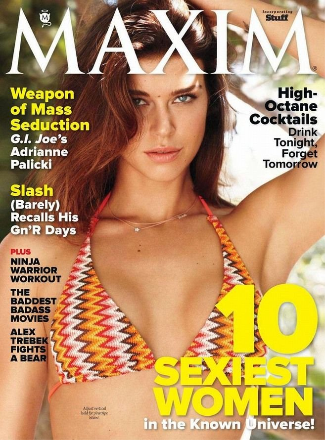 Maxim magazine june 2012 2