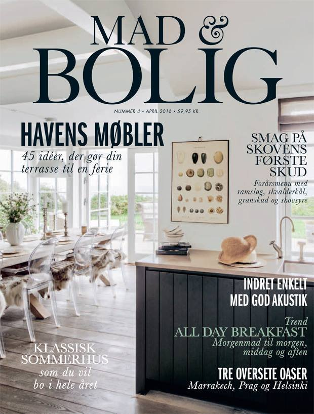 Denemarken mad bolig april 2016 cover