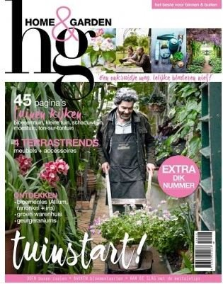 Nederland home garden april 2016 cover