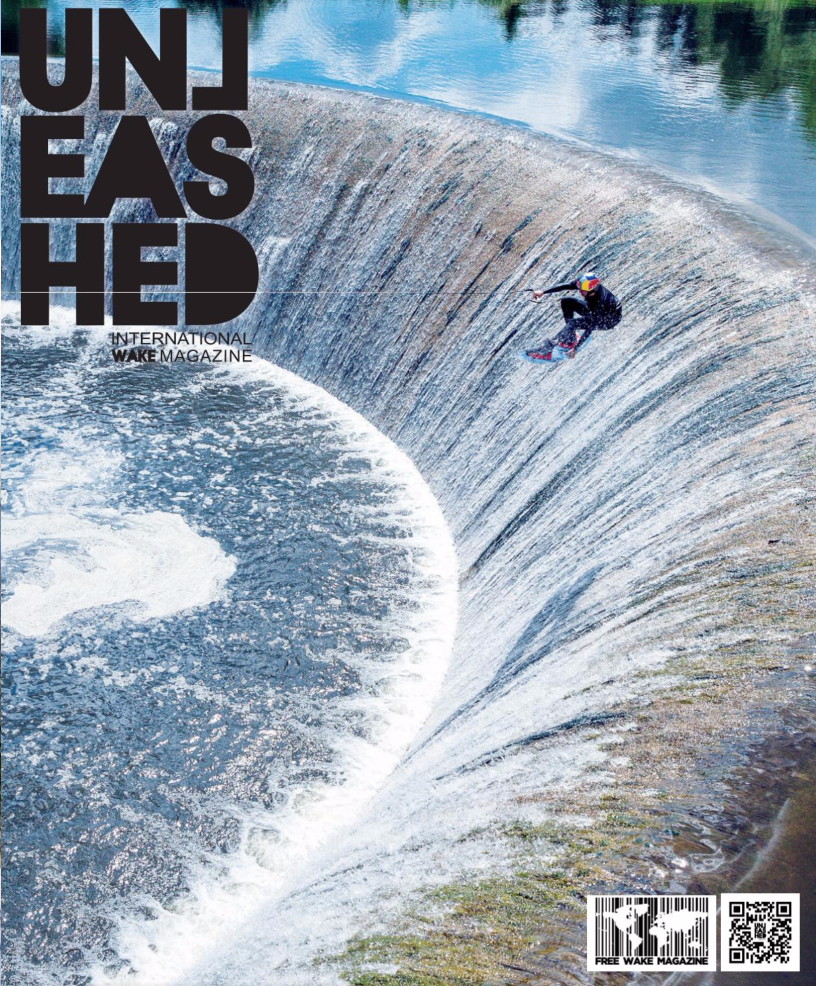 Usa unleashedwakemag dec 2016 cover