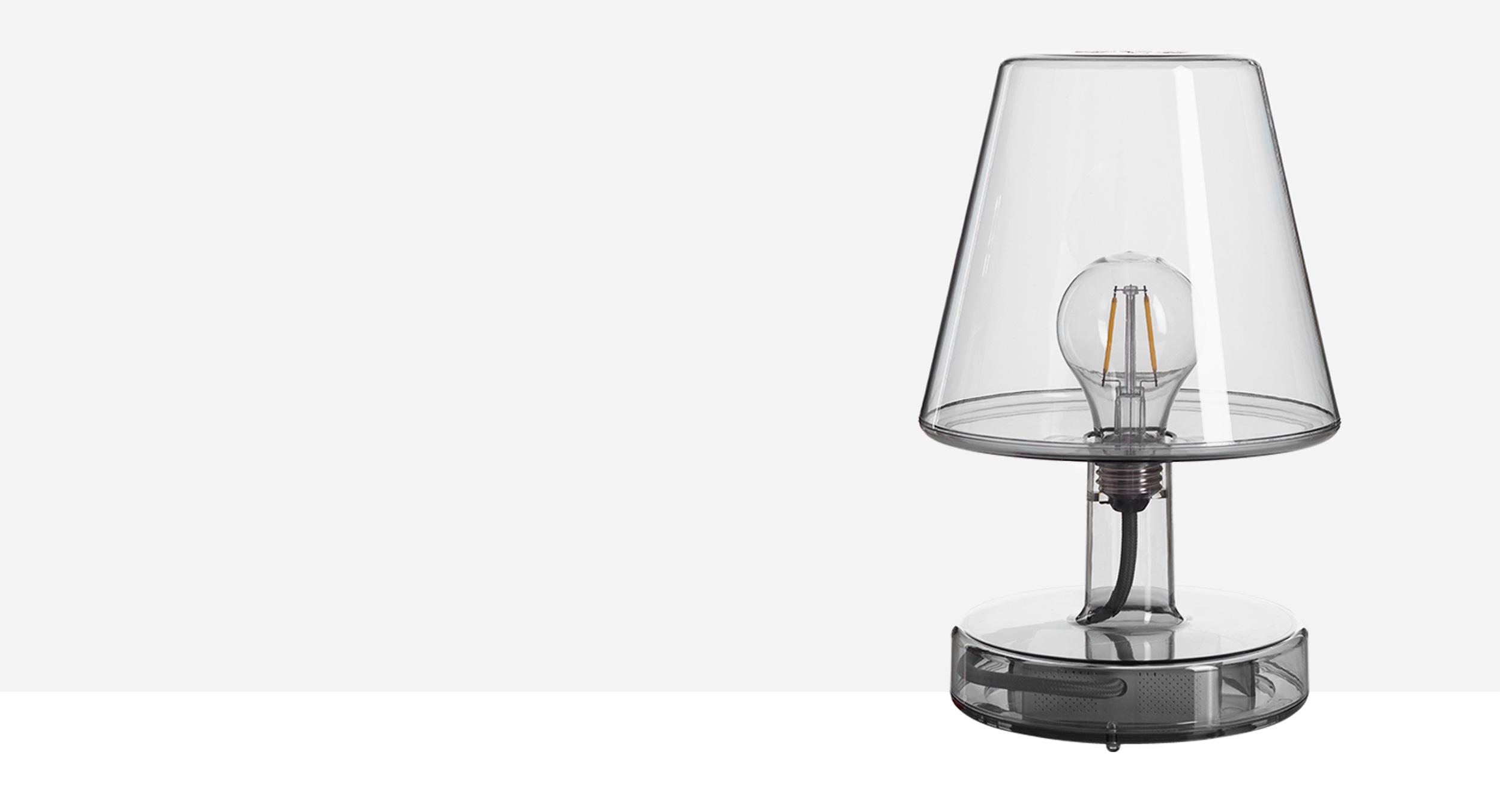 Transloetje een retro led tafellamp verkrijgbaar in 8 - Lampe fatboy pas cher ...