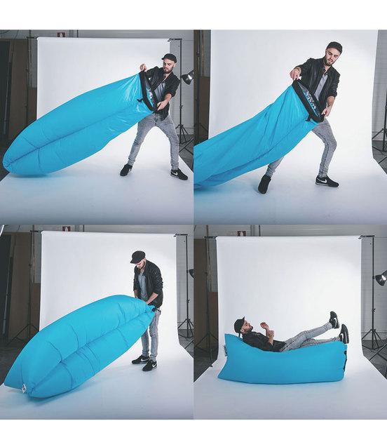 Air Sofa Rental: Lamzac Hangout
