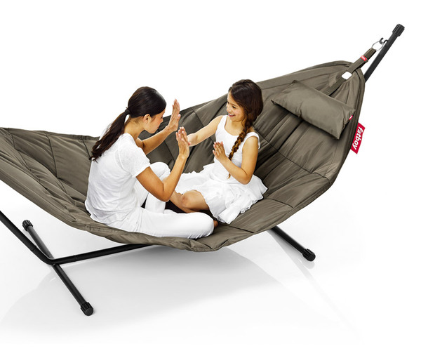 hammock with frame fatboy headdemock fatboy. Black Bedroom Furniture Sets. Home Design Ideas